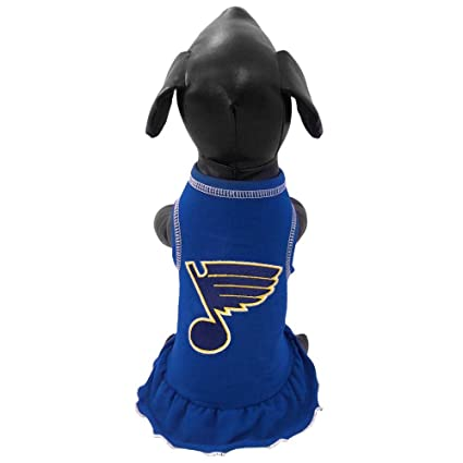 All Star Dogs NHL Unisex NHL St Louis Blues Dog Harness