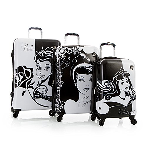 Heys Classic Disney Princess Hardside Luggage Set [3-Piece]