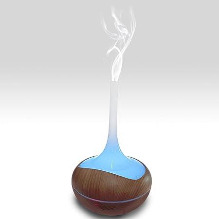 Aroma Diffuser Essential Oil Diffuser with Bluetooth Speaker