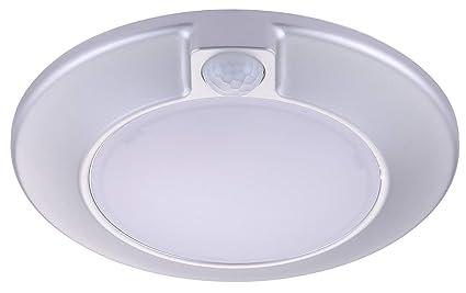 Cloudy Bay Motion Sensor Ceiling Light,120V 10W CRI90 5000K Bright Day Light,6.5