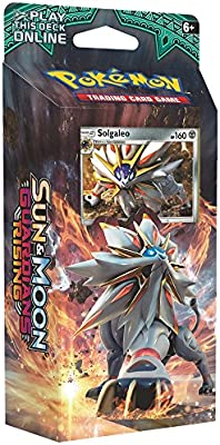 Pokemon Sun Moon Ultra Prism Imperial Command Theme Deck 60 Card Set New Sealed