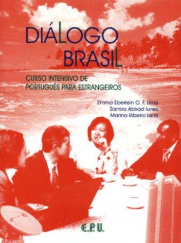 Dilogo Brasil Livro Texto: Curso Intensivo De Portugues Para Estrangeiros (Dialogo Brasil) (Portuguese Edition)