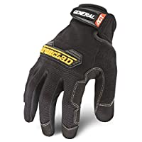 Ironclad General Utility Gloves GUG-02-S, Small