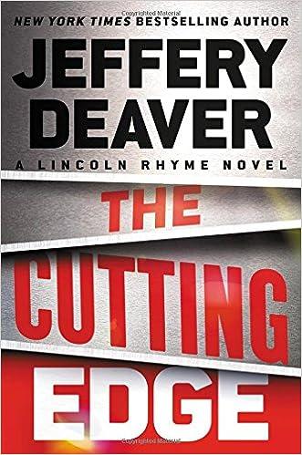 The Cutting Edge: A Suspense Novel