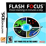 Flash Focus: Vision Training in Minutes a Day - Nintendo DS