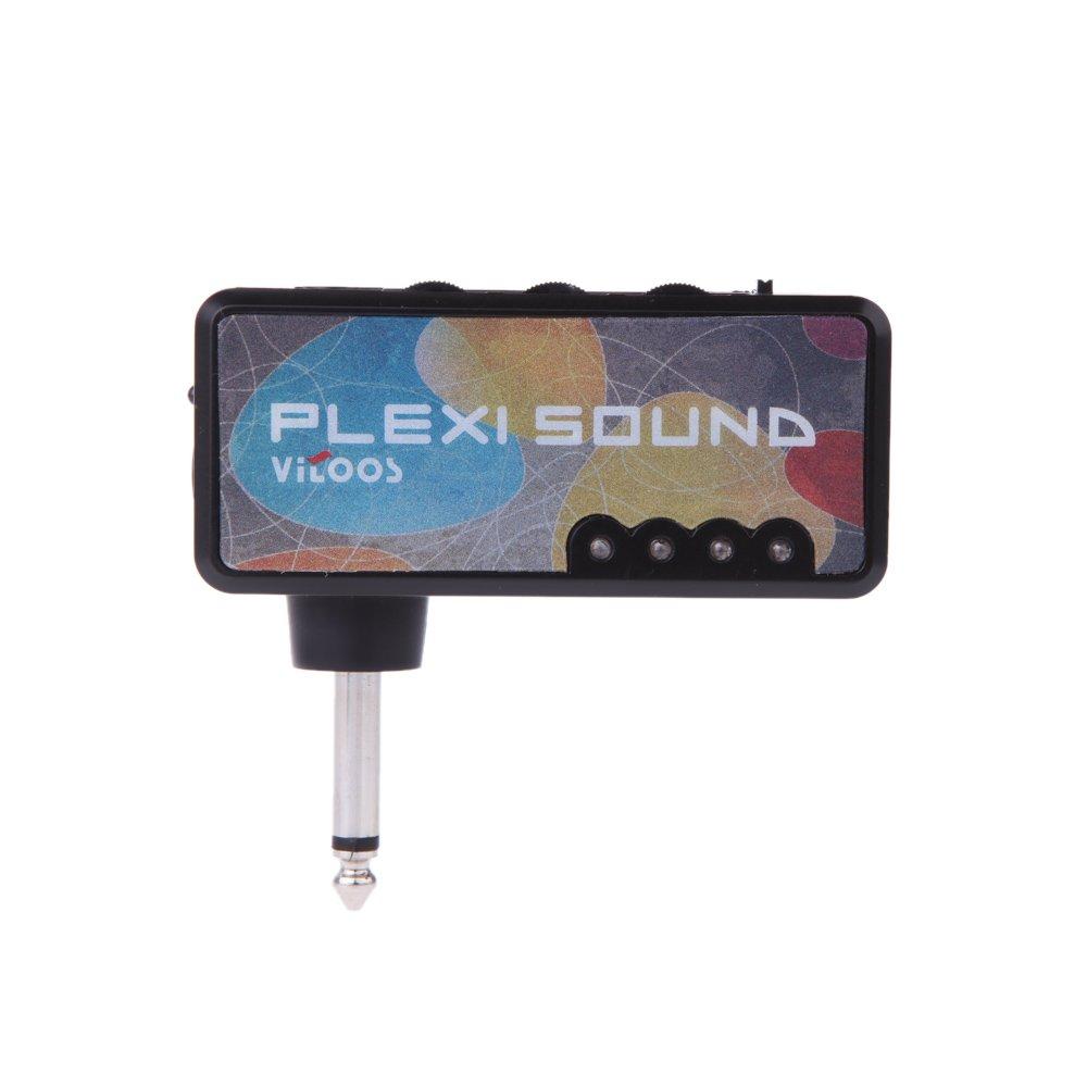 Andoer® Vitoos Mini Auriculares Amp Amplificador Plexi Sonido Compacto portátil de Enchufe