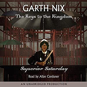 Superior Saturday Audiobook