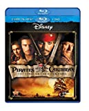 Pirates of the Caribbean: The Curse of the Black Pearl [Blu-ray + DVD] (Sous-titres français)