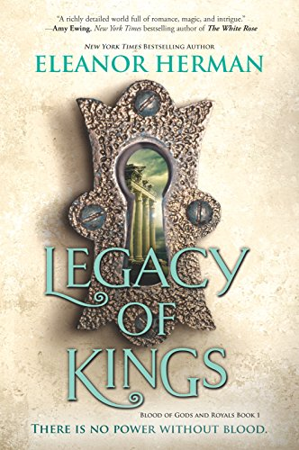 Legacy of Kings (Blood of Gods and Royals) cover