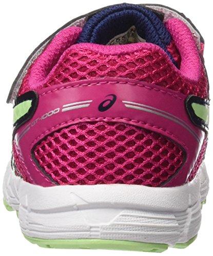 Asics GT 1000 4 TS - Zapatillas de running para niños Varios colores (Black /     White)