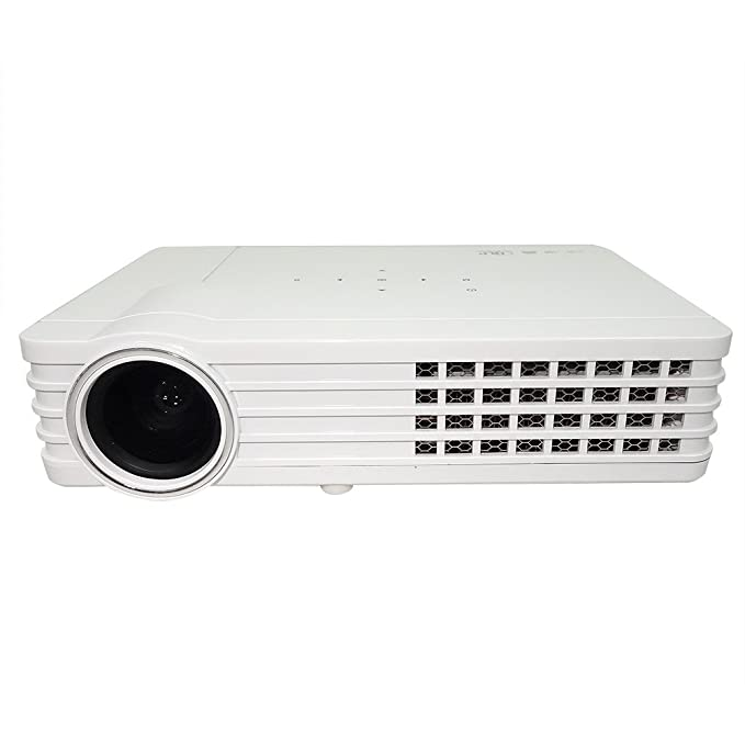 HTP Full HD dlp900 W LED Proyector proyector LCD 3d WiFi Mini Home ...