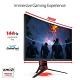 "ASUS ROG Strix XG27VQ 27"" Curved Full HD 1080p 144Hz DP HDMI DVI Eye Care Gaming Monitor"