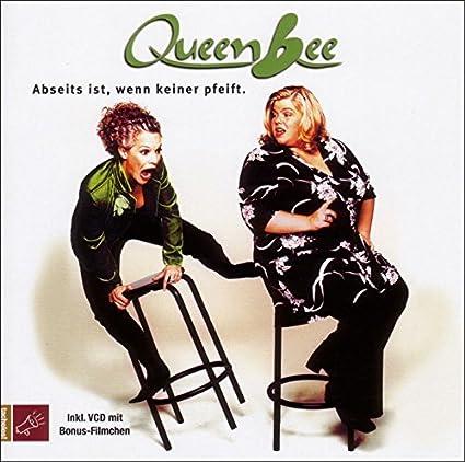 cd von comedy kabarett kuenstler Abseits Ist,Wenn Keiner Pfeift DOPPEL-CD Queen Bee