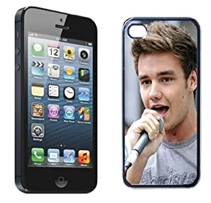 Liam Payne One Direction Cool Unique Design Phone Cases for iPhone 5 / 5S - Covers for iphone 5 / 5S Vol1 by runtopwell