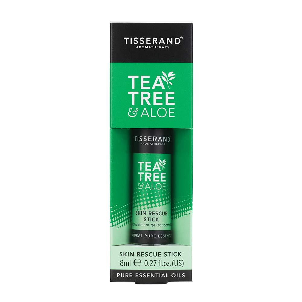 Tisserand Aromatherapy Tea Tree and Aloe Rescue Stick