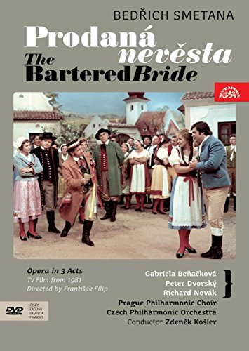 Opera Bartered Bride - Smetana - The Bartered Bride