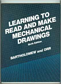 learning to read make mechanical drawings mcgraw hill. Black Bedroom Furniture Sets. Home Design Ideas