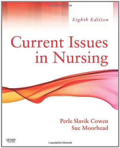 Current Issues In Nursing (Current Issues in Nursing (McCloskey))