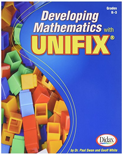 Didax Educational Resources Developing Math with Unifix Cubes
