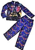 Lego DC Super Heroes Batman Superman Boys Long Sleeve Button Up Pajama Set (8)