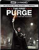 The First Purge Cover - 4K Ultra HD Blu-ray, Blu-ray, DVD, Digital HD