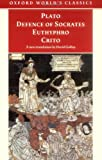Defence of Socrates, Euthyphro, Crito, Plató, 0192838644