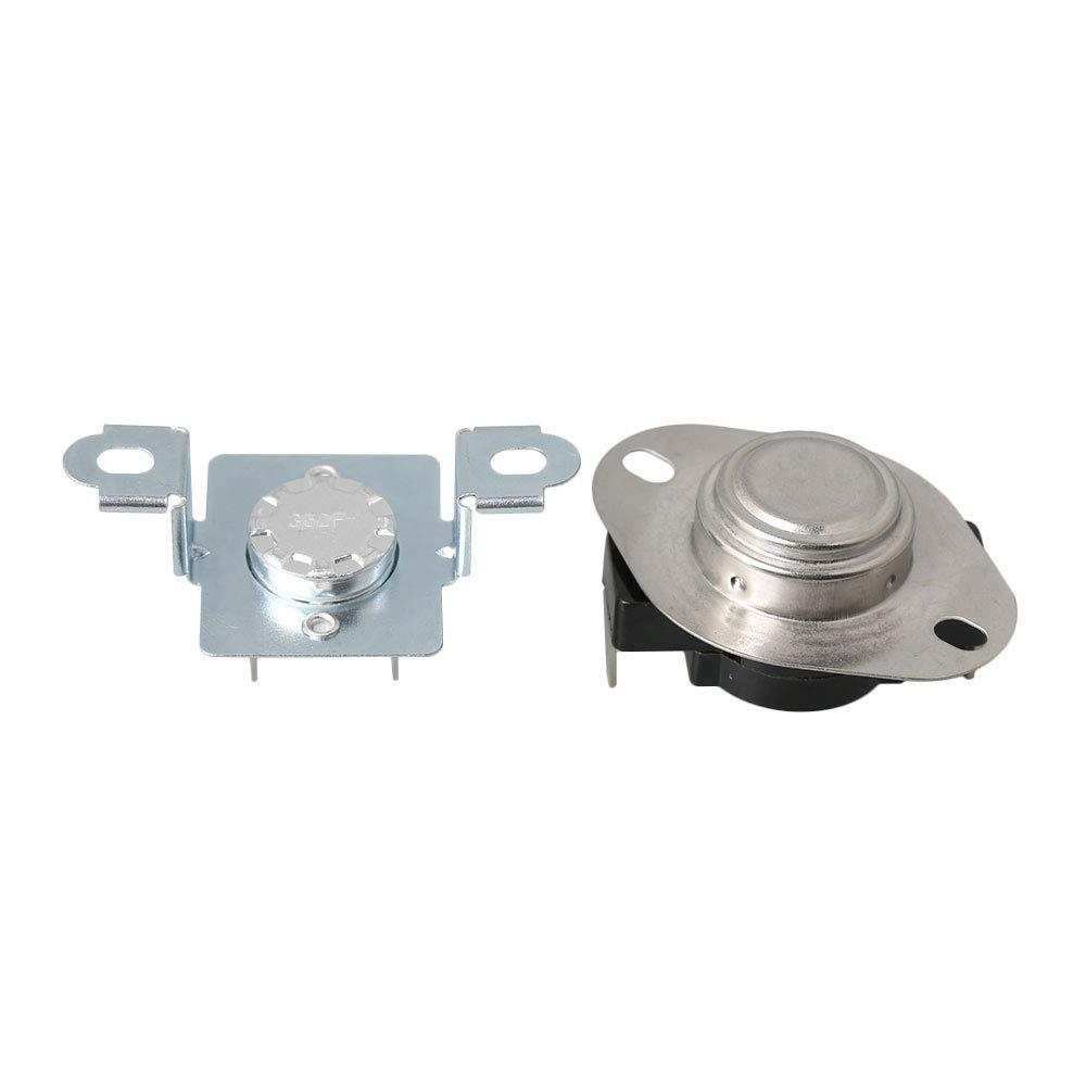 Termostato para secadora, kit de fusible de corte térmico 279973 ...