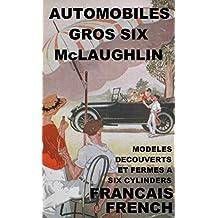 MCLAUGHLIN AUTOMOBILES: OSHAWA ONTARIO CANADA (French Edition)