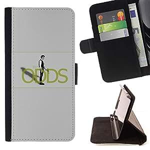 Momo Phone Case / Flip Funda de Cuero Case Cover - Han Sol0 Probabilidades - LG Nexus 5 D820 D821