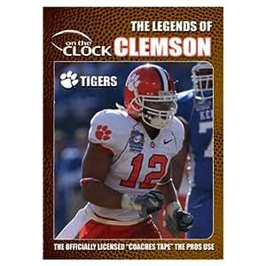 Legends of the Clemson Tigers TM0277