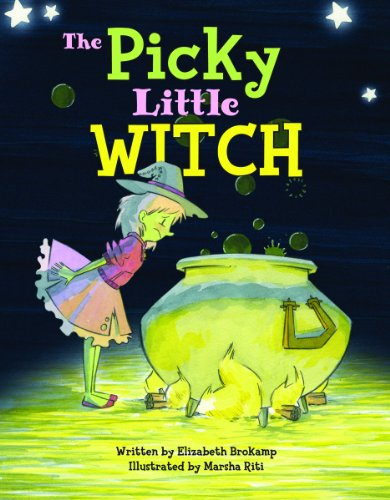 Picky Little Witch, The -