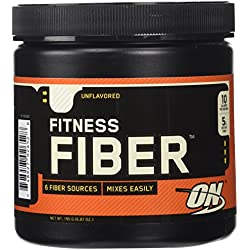 Optimum Nutrition Fitness Fiber, Unflavored, 6.87 Ounce