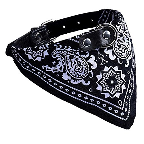 Red Bandana Pet Stores (Mikey Store Adjustable Pet Dog Puppy Cat Neck Scarf Bandana Collar Neckerchief)