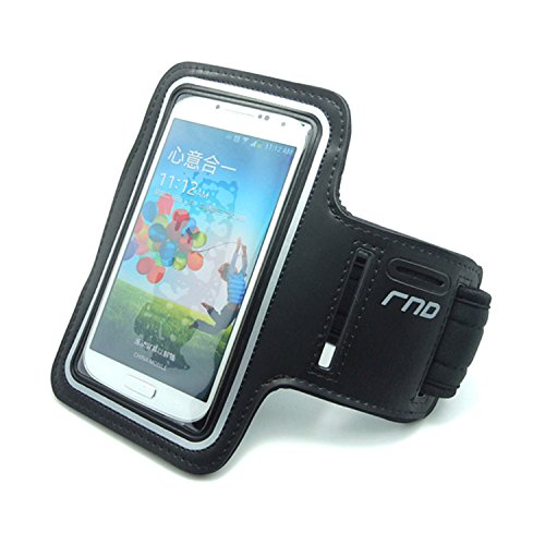 RND Slim-Fit Active Sports Armband Case for iPhone...