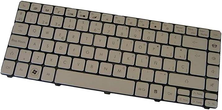 H HILABEE Teclado para Laptop Teclado Portátil para Gateway ...