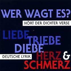Wer wagt es? Deutsche Lyrik