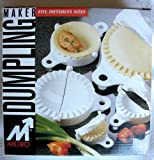 Metro Dumpling Maker Set 5 Different Sizes