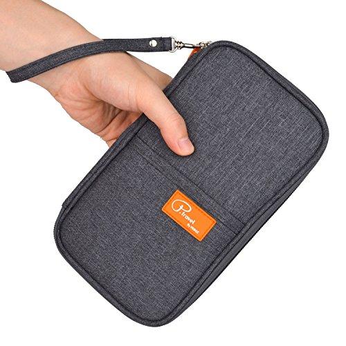 NO.2 BAG Travel wallet Women&Men Passport Wallet travel holder Passport holder