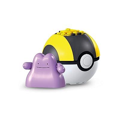 Mega Construx Pokémon Ditto: Toys & Games