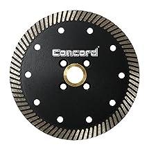 Concord Blades CTN060A10SP 6 Inch Continuous Rim Narrow Turbo Teeth Diamond Blade