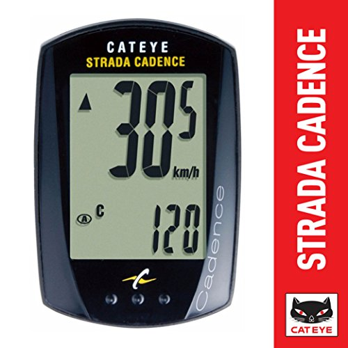 CatEye - Strada Cadence Wired Bike Computer by CatEye