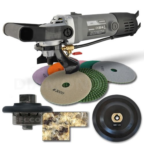 Hardin-HWV316POLSET-316-Inch-Radius-Stone-and-Concrete-316-Round-Bullnose-Shaping-and-Wet-Polishing-Kit