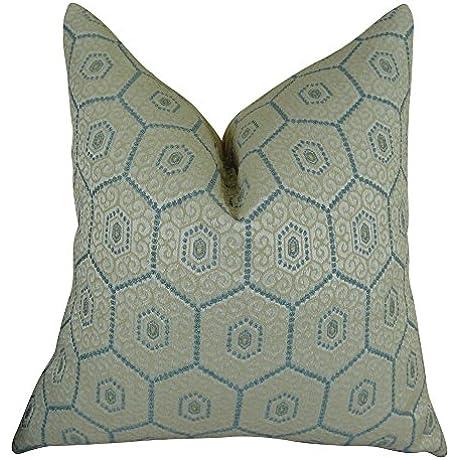 Plutus Venetian Way Handmade Throw Pillow 20 X 36 King