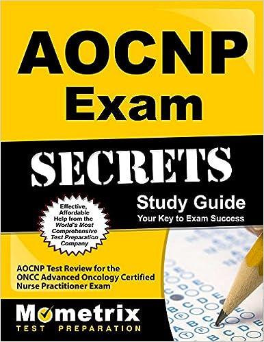 Aocnp exam secrets study guide aocnp test review for the oncc aocnp exam secrets study guide aocnp test review for the oncc advanced oncology certified nurse practitioner exam malvernweather Images