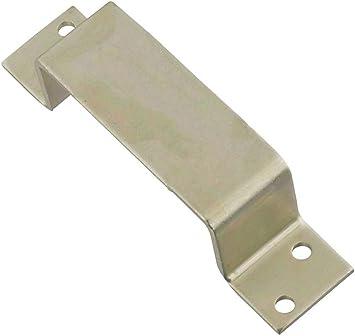 National Hardware N100-743 12 Pack Closed Bar Holder Zinc Plated