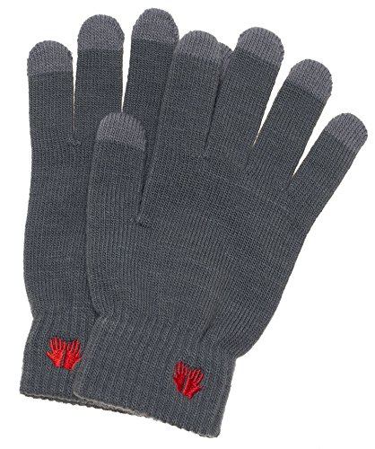 Warm Touch Screen Gloves Vibrant