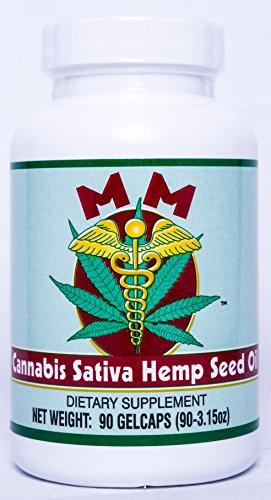 Med-Marijuana-Cannabis-Sativa-Seed-Oil-90-Gelcaps
