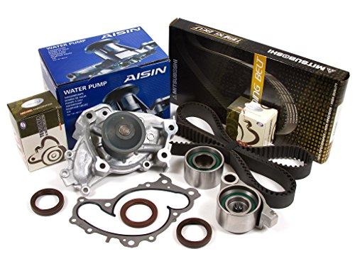 Evergreen TBK257AMWPA Fits Toyota Lexus 3.0 3.3 1MZFE 3MZFE Timing Belt Kit AISIN Water Pump
