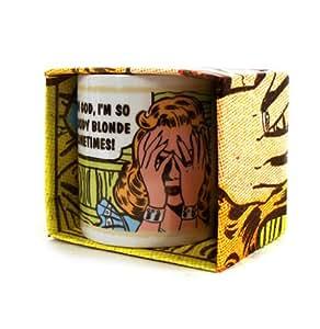 So Bloody Blonde Mug