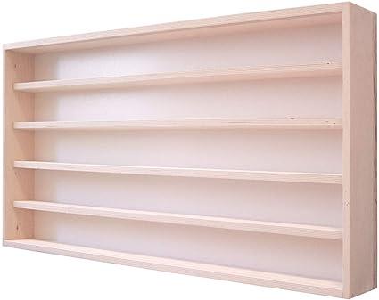 Ante Scorrevoli In Plexiglass.Alsino V90 5 Vetrina Espositiva 90 X 49 X 8 5 Cm In Legno Di